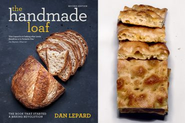 The cover of The Handmade Loaf
